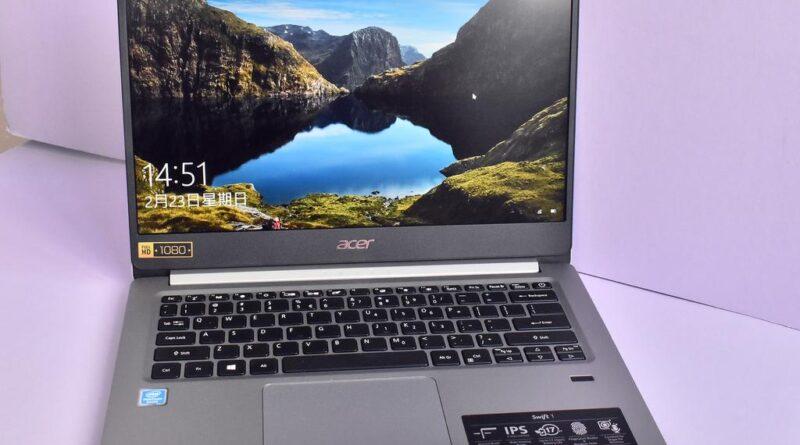 Acer Swift SF114-32 :四千港元的 Acer Pentium,真的好嗎?
